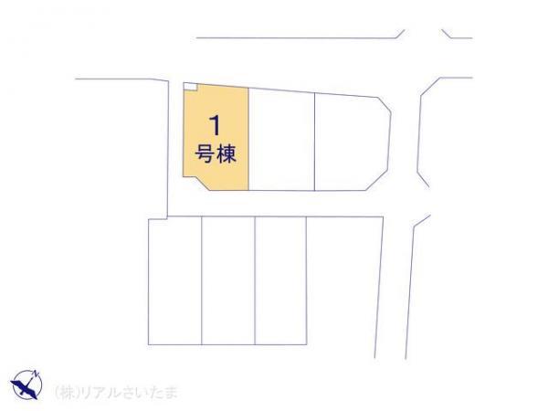 新築戸建 埼玉県さいたま市岩槻区大字馬込841-1 JR東北本線(宇都宮線)蓮田駅 2880万円