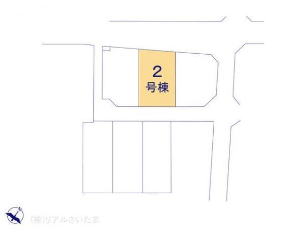 新築戸建 埼玉県さいたま市岩槻区大字馬込841-1 JR東北本線(宇都宮線)蓮田駅 3080万円