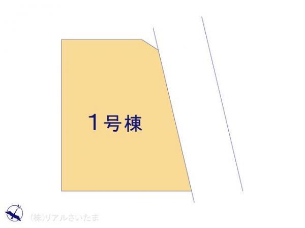 新築戸建 埼玉県上尾市大字菅谷27-10 JR高崎線北上尾駅 2280万円