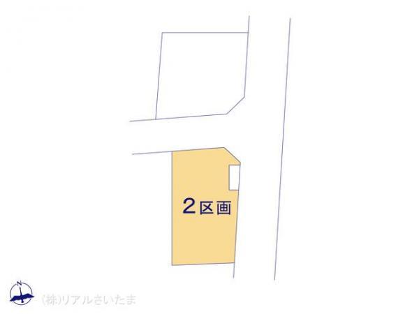 土地 埼玉県さいたま市桜区町谷3丁目25-34 JR高崎線浦和駅 1980万円