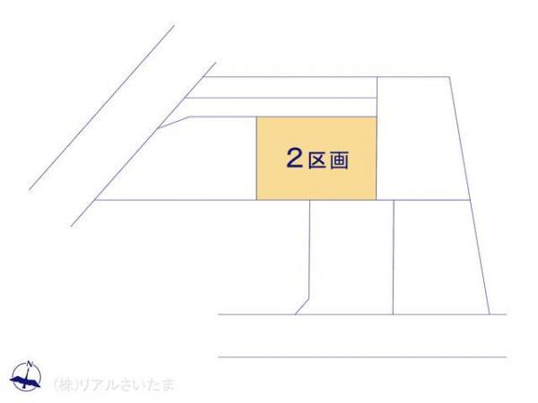 土地 埼玉県さいたま市桜区大字神田680-2 JR埼京線与野本町駅 1830万円