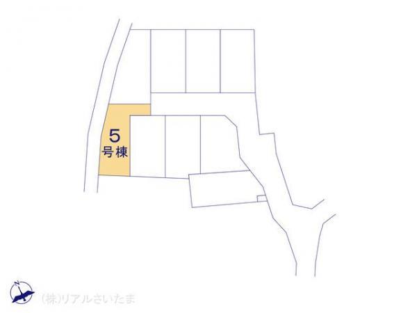 新築戸建 埼玉県さいたま市西区大字島根655-6 JR京浜東北線大宮駅 2290万円