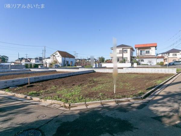 土地 埼玉県さいたま市緑区馬場2丁目41 JR武蔵野線東浦和駅 1890万円