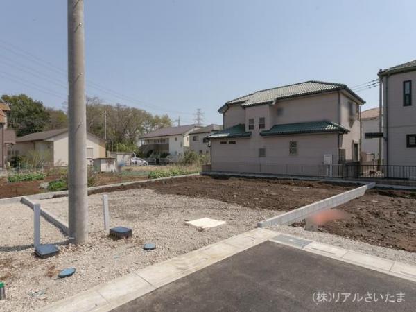 土地 埼玉県上尾市大字上656-1 JR高崎線北上尾駅 1280万円