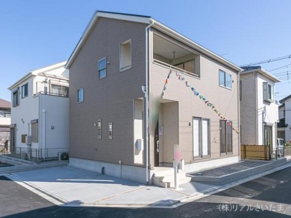 新築戸建 埼玉県さいたま市南区松本3丁目597 JR武蔵野線西浦和駅 3480万円