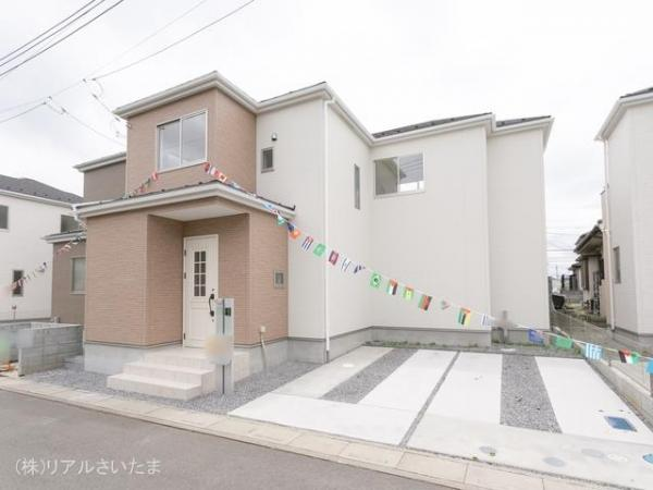 新築戸建 埼玉県上尾市大字向山559-6 JR高崎線上尾駅 2990万円