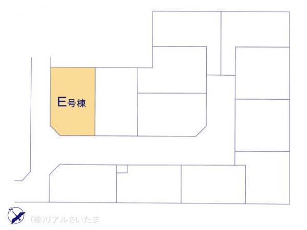 新築戸建 埼玉県さいたま市西区大字佐知川808-5 JR京浜東北線大宮駅 2990万円