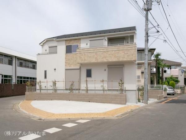 新築戸建 埼玉県さいたま市西区プラザ37-3 JR埼京線大宮駅 3398万円
