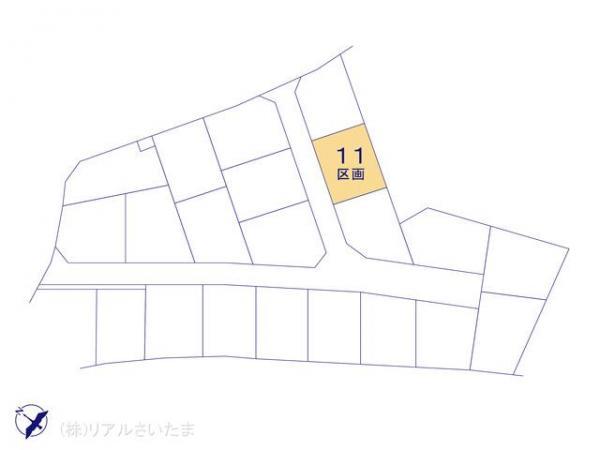 土地 埼玉県さいたま市見沼区大字中川772-2 JR京浜東北線さいたま新都心駅 2130万円