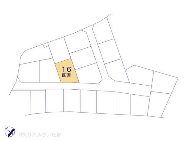 土地 埼玉県さいたま市見沼区大字中川772-2 JR京浜東北線さいたま新都心駅 2100万円