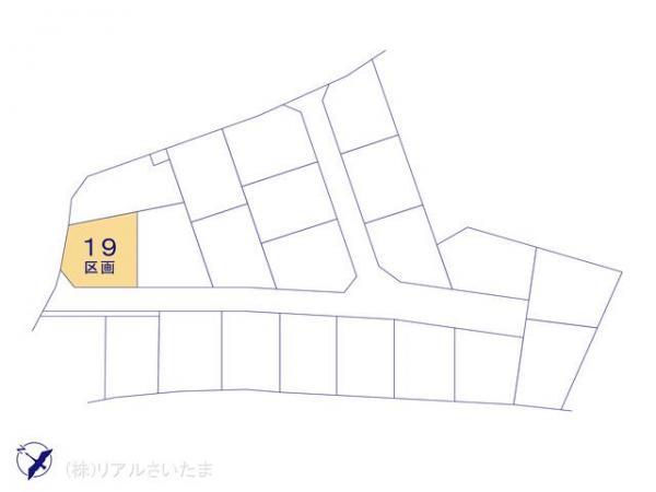 土地 埼玉県さいたま市見沼区大字中川772-2 JR京浜東北線さいたま新都心駅 2280万円