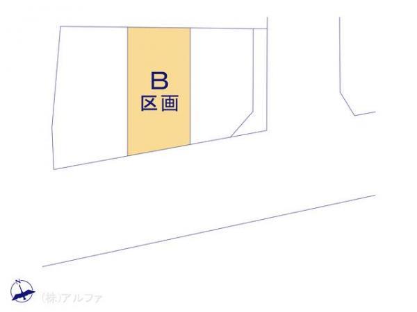 土地 東京都中野区若宮2丁目60-9 西武新宿線鷺ノ宮駅駅 4180万円