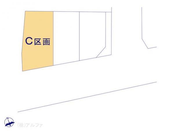 土地 東京都中野区若宮2丁目60-9 西武新宿線鷺ノ宮駅 4380万円