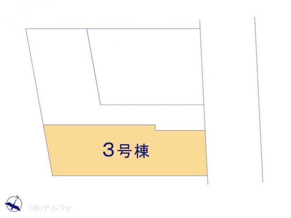 新築戸建 東京都杉並区西荻北5丁目21-24 JR中央線西荻窪駅 5980万円