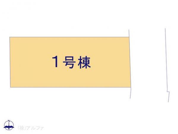 新築戸建 東京都中野区大和町3丁目27 JR中央線高円寺駅 5980万円