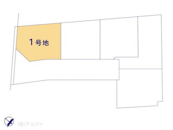 土地 東京都世田谷区桜丘3丁目6 小田急線千歳船橋駅 5180万円
