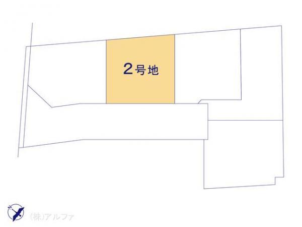 土地 東京都世田谷区桜丘3丁目6 小田急線千歳船橋駅 5380万円
