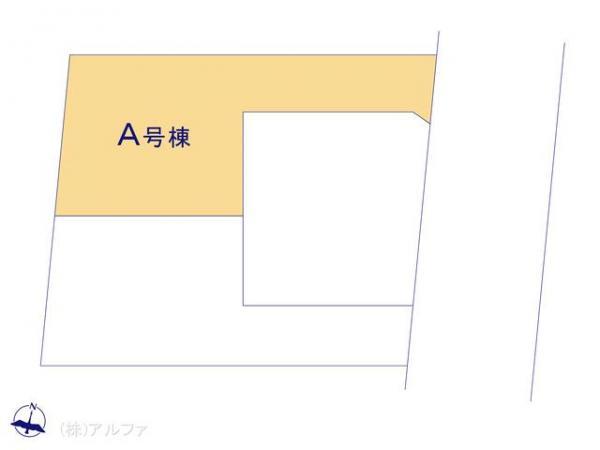 新築戸建 東京都杉並区下井草2丁目31-14 西武新宿線下井草駅 5980万円