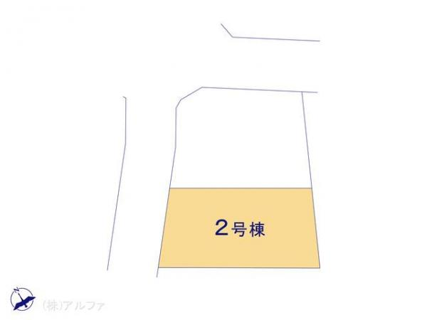 新築戸建 東京都中野区新井3丁目35-13 西武新宿線沼袋駅 6280万円
