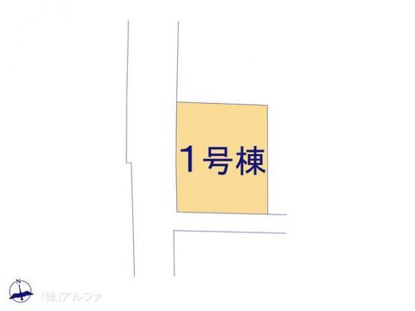 新築戸建 東京都板橋区中台3丁目1 東武東上線上板橋駅駅 5280万円