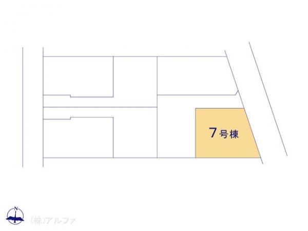 新築戸建 東京都練馬区土支田4丁目41 有楽町線地下鉄成増駅駅 4180万円
