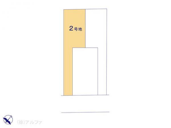 土地 東京都世田谷区上野毛4丁目11-3 東急大井町線上野毛駅 5680万円