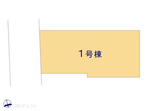新築戸建 東京都杉並区高井戸西3丁目6-13 京王井の頭線高井戸駅 5780万円