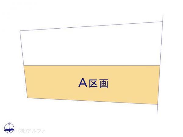 土地 東京都練馬区貫井5丁目16-11 西武池袋線中村橋駅駅 3980万円