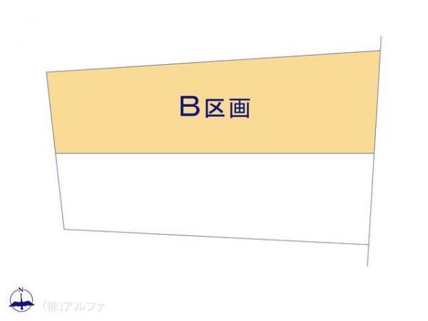 土地 東京都練馬区貫井5丁目16-11 西武池袋線中村橋駅駅 4090万円