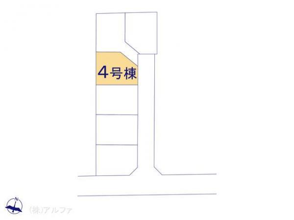 新築戸建 東京都杉並区井草5丁目17 西武新宿線上井草駅 5990万円