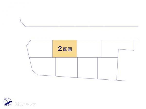 土地 東京都板橋区三園2丁目11-13 都営三田線西高島平駅駅 2480万円