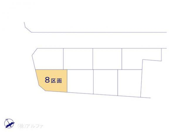 土地 東京都板橋区三園2丁目11-13 都営三田線西高島平駅駅 2880万円