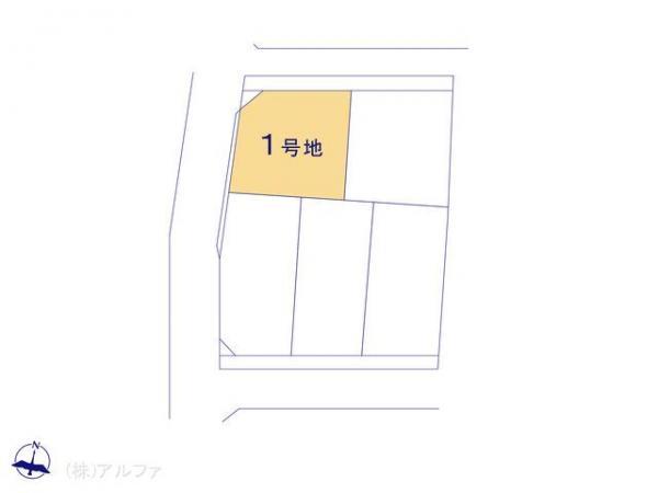 土地 東京都中野区野方1丁目24 JR中央線中野駅駅 5150万円