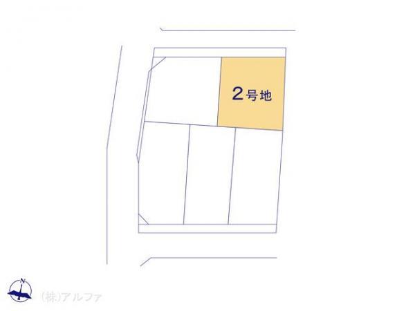土地 東京都中野区野方1丁目24 JR中央線中野駅 4650万円