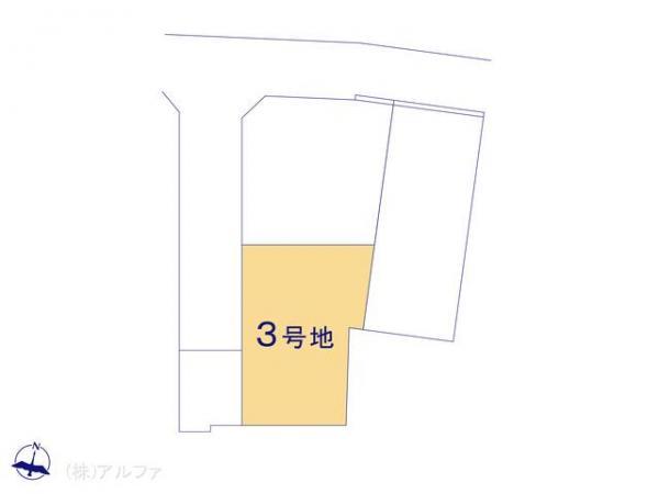 土地 東京都世田谷区松原5丁目16-17 京王井の頭線東松原駅 5580万円