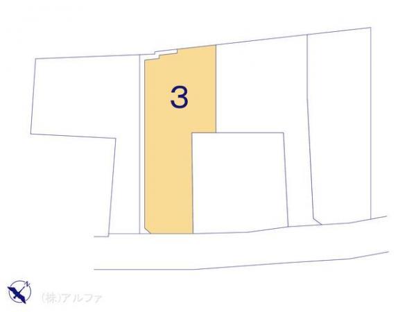 土地 東京都板橋区西台2丁目3-30 都営三田線西台駅 3580万円