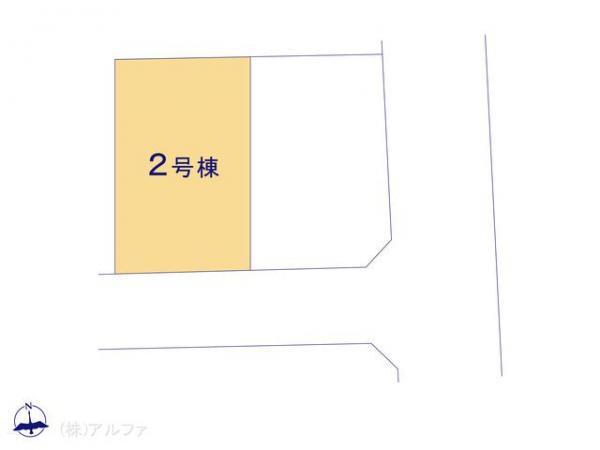 新築戸建 東京都練馬区関町南4丁目718-31 西武新宿線武蔵関駅 4980万円