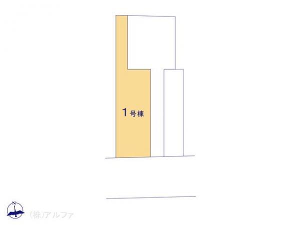 新築戸建 東京都練馬区豊玉南2丁目7-1 西武新宿線野方駅 5480万円