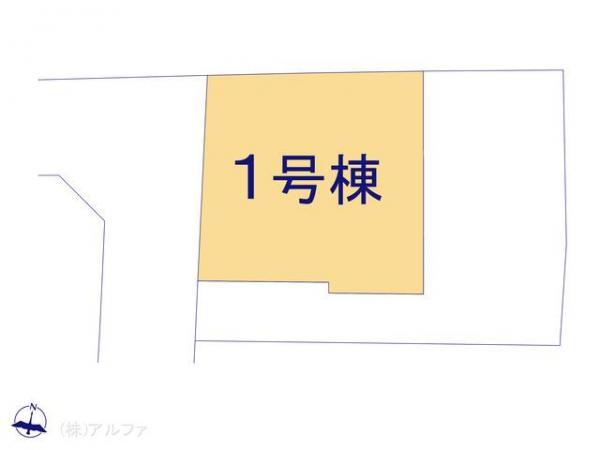 新築戸建 東京都練馬区桜台5丁目24-3 西武池袋線桜台駅 5898万円