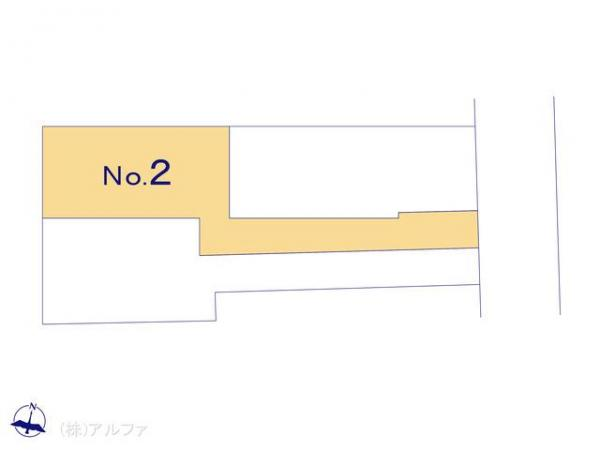 新築戸建 東京都杉並区下井草2丁目22-15 西武新宿線下井草駅 5480万円