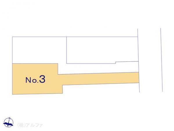 新築戸建 東京都杉並区下井草2丁目22-15 西武新宿線下井草駅駅 5880万円