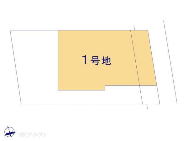 土地 東京都杉並区浜田山1丁目33-20 京王井の頭線西永福駅 6480万円