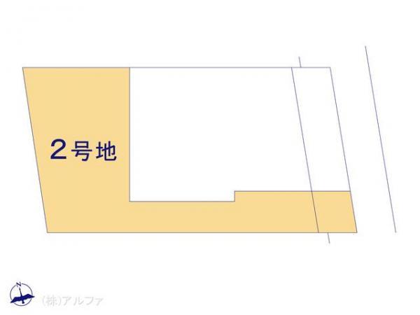 土地 東京都杉並区浜田山1丁目33-20 京王井の頭線西永福駅 5480万円