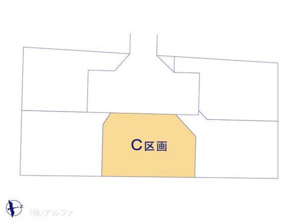 土地 東京都練馬区関町北4丁目28-8 西武新宿線東伏見駅 4280万円