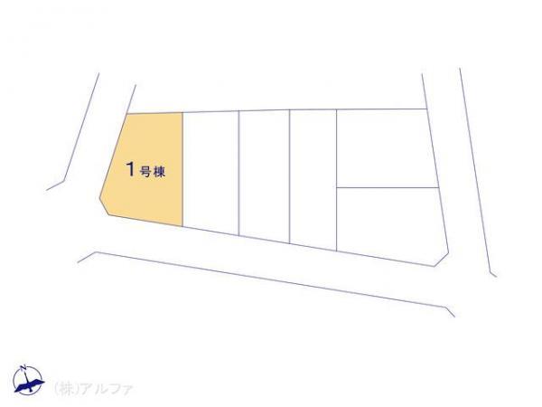 新築戸建 東京都板橋区泉町37-1 都営三田線本蓮沼駅 5280万円