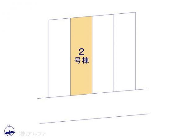 新築戸建 東京都杉並区西荻北2丁目39-2 JR中央線西荻窪駅 5980万円