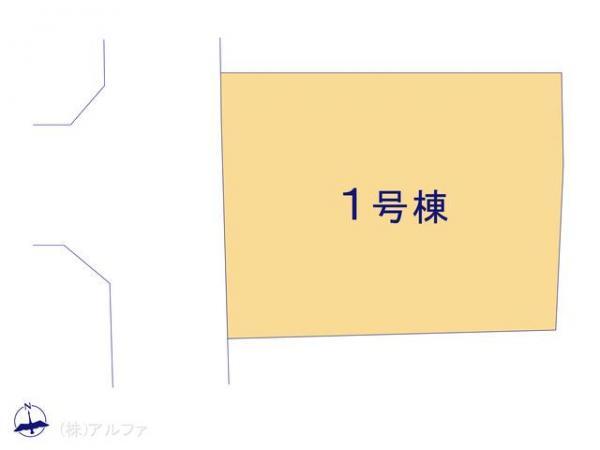 新築戸建 東京都中野区上鷺宮5丁目18 西武新宿線下井草駅 5690万円