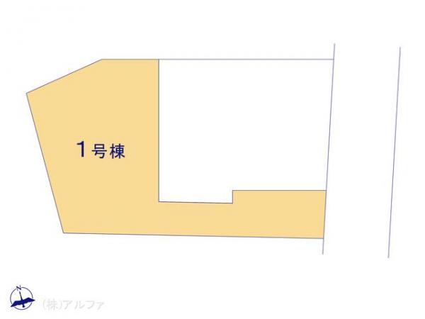 新築戸建 東京都中野区上鷺宮5丁目5-18 西武新宿線下井草駅 4990万円