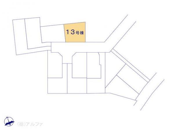 新築戸建 東京都世田谷区千歳台2丁目749-9 小田急線千歳船橋駅 6930万円