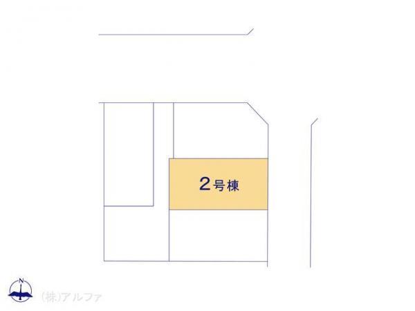 新築戸建 東京都杉並区上井草1丁目20-15 西武新宿線井荻駅 5490万円